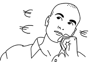 Pensando dinero