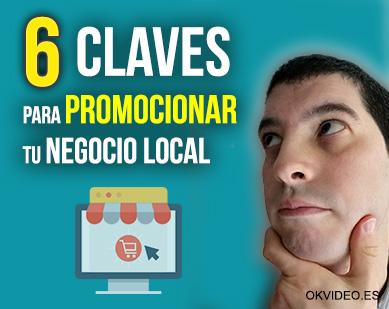 Promocionar negocio local