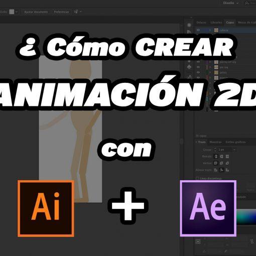 como crear animacion 2d