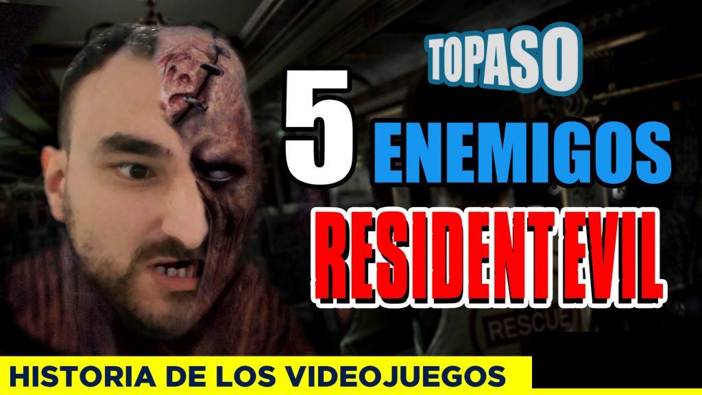 Ibrahi Top Enemigos Resident