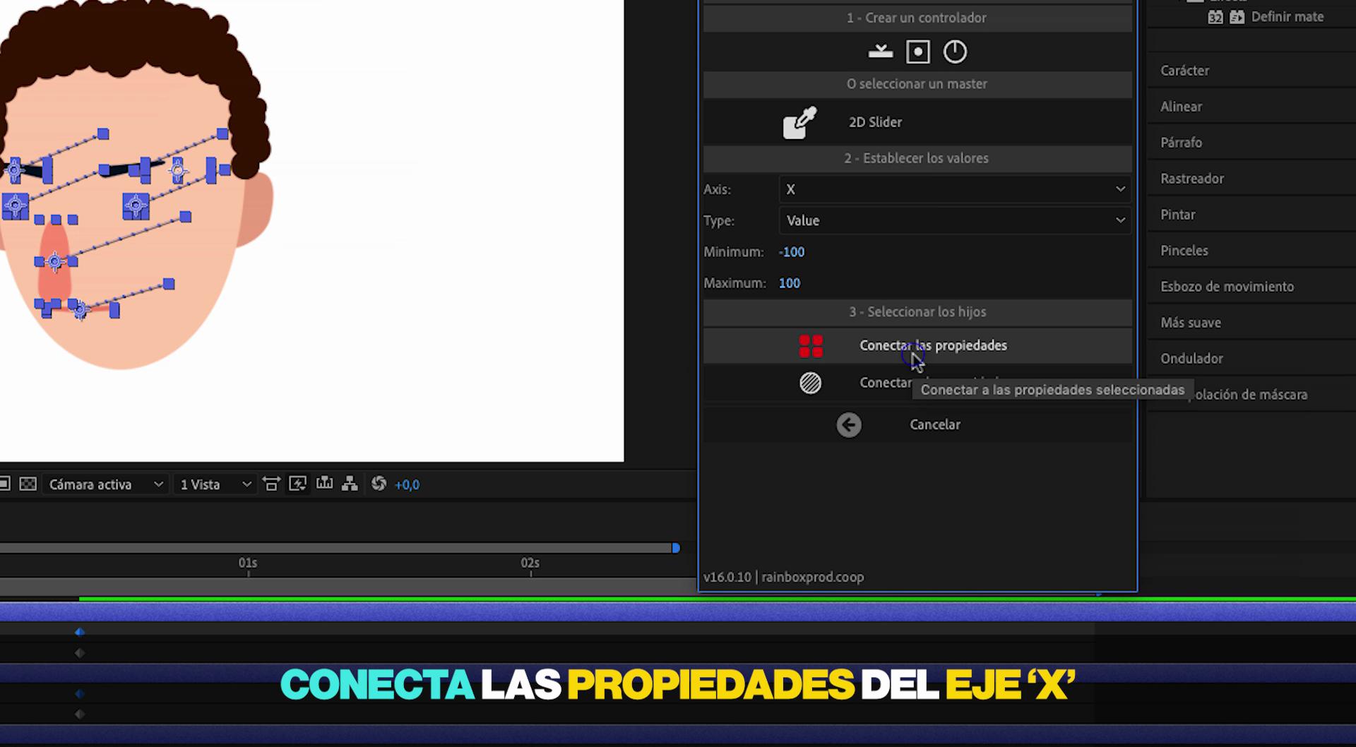 animacion tutorial 1