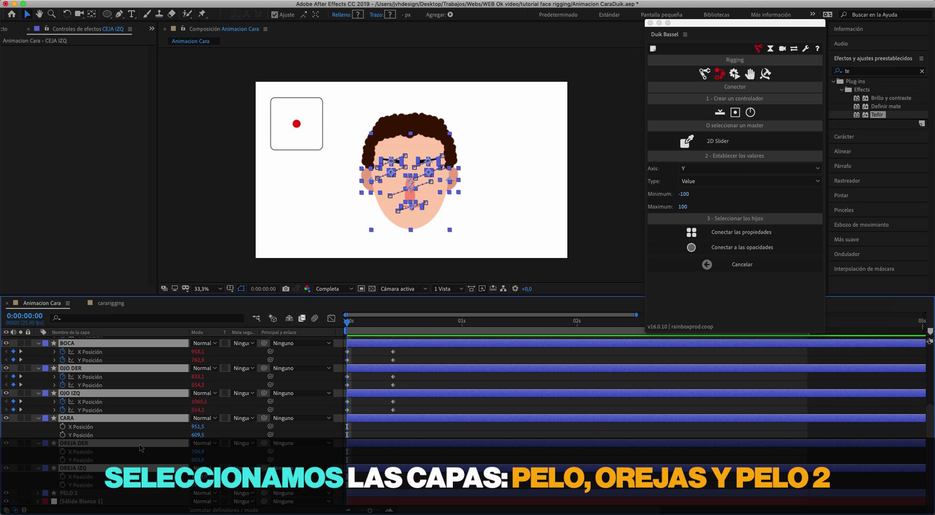 animacion tutorial 2