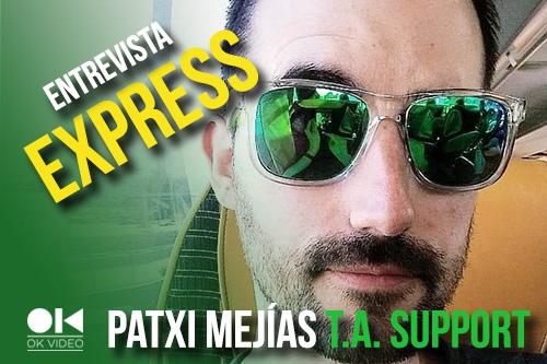 PatxiMejias Entrevista