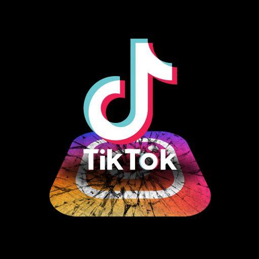 TikTook Aplasta Instagram