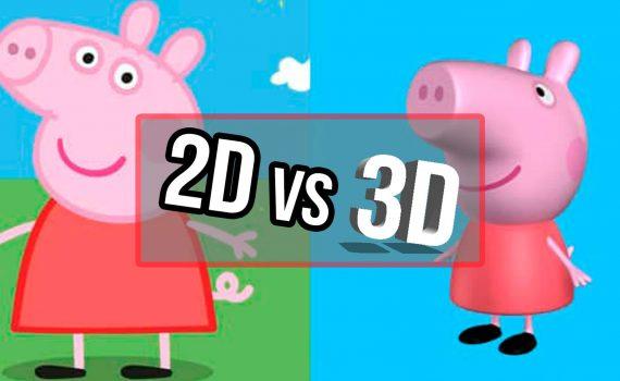 Miniatura Anim2d vs 3d
